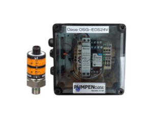 Elektronischer Druckschalter mit Oase Schaltgerät OSG-EDS24V