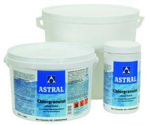 Chlorgranulat - 5 kg (411394)