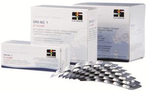Tabletten DPD 3 (28140BT) - 1 Streifen