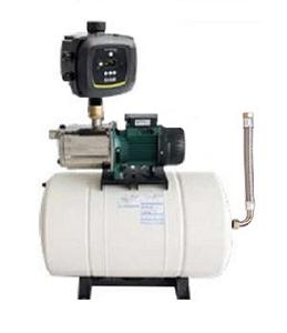 Oberwasser-Hauswasserwerk Oase OF-3050 M80h frequenzgeregelt