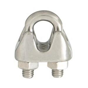 Niro - Seilklemmen 4mm / Stk.