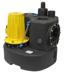 Abwasserhebeanlage Oase Kompaktboy 1,5 D 400V
