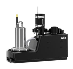 Kleinhebeanlage Wilo-DrainLift Set OS 1/6 RV 230V (2834509)