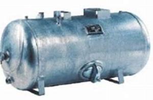 Speck Wasserdruckkessel verzinkt für PM und BS Pumpen - 200 Liter