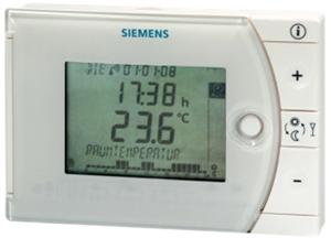 Siemens Raumtemperaturregler REV 24RF DC / SET