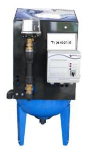 Unterwasser-Hauswasserwerk Oase System Compact UC-4060 M100v