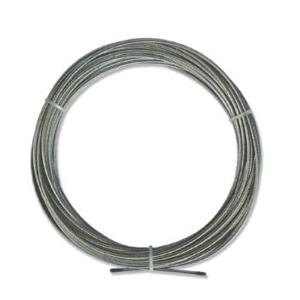 Niro - Stahlseil 4mm / m