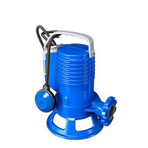 Abwasser-Fäkalientauchpumpe Oase GR BluePRO200/2/G40HT 400V - mit Schneidsystem