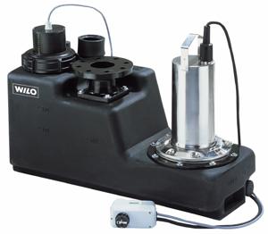 Abwasserhebeanlage Oase Kompaktboy 1,1 W 230V